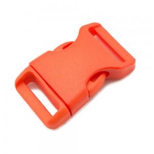 """3/4"""", оранжевый, фастекс пластиковый"""