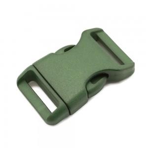 "3/4"", army green, фастекс пластиковый"