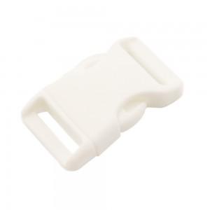 """3/4"""", белый, фастекс пластиковый"""