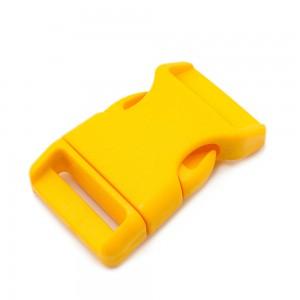 "1"", желтый, фастекс пластиковый"