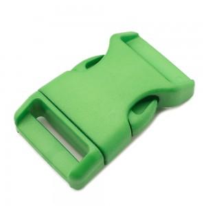 """1"""",  зеленый, фастекс пластиковый"""