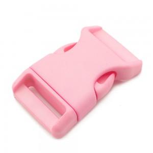 """1"""",  розовый, фастекс пластиковый"""