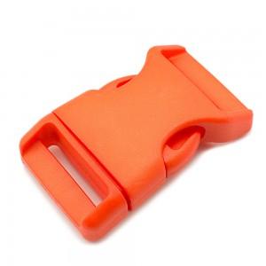 """1"""", оранжевый, фастекс пластиковый"""