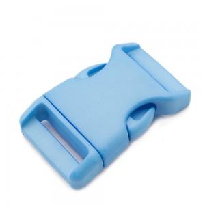"""1"""", голубой, фастекс пластиковый"""