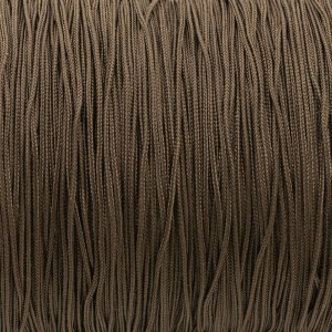 Micro cord (1.4 mm), chocolate #014-1