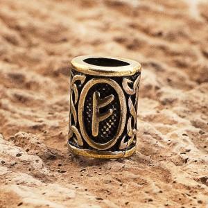 Руна Феху, ручное литье