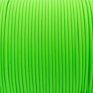 Paracord 550, apple green #503