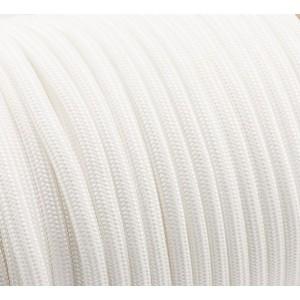 РРМ cord 6mm, white #007-PPM6