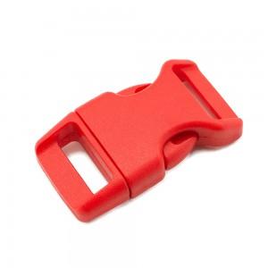"""5/8"""" , красный, фастекс пластиковый"""