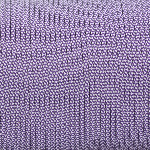 Paracord 550, silver purple snake #472 (002+026)